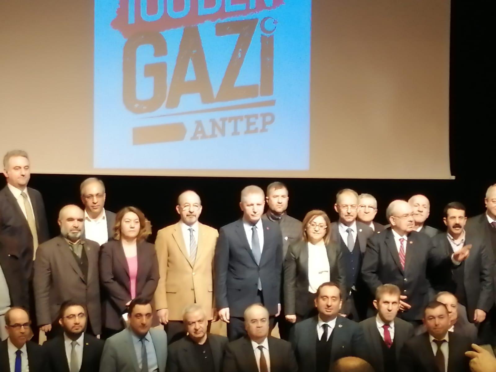 Gaziantep'in Kurtuluşunun 100.Yıl Hazırlıkları
