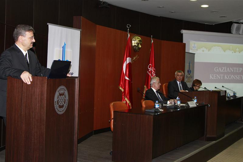 Kent Konseyi 8. Genel Kurul Toplantısında Suriyeli Misafirleri Konuştu