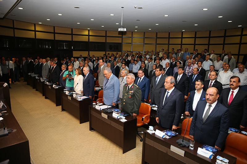 4.Seçimli Genel Kurul 14.08.2014 Tarihinde Gerçekleştirildi.