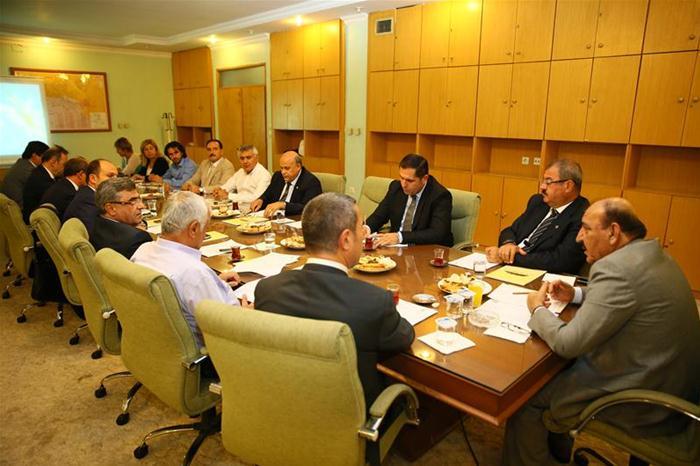 Kent Konseyi, Mehmet Aslan Başkanlığında İlk Yürütme Kurulu Toplantısını Yaptı