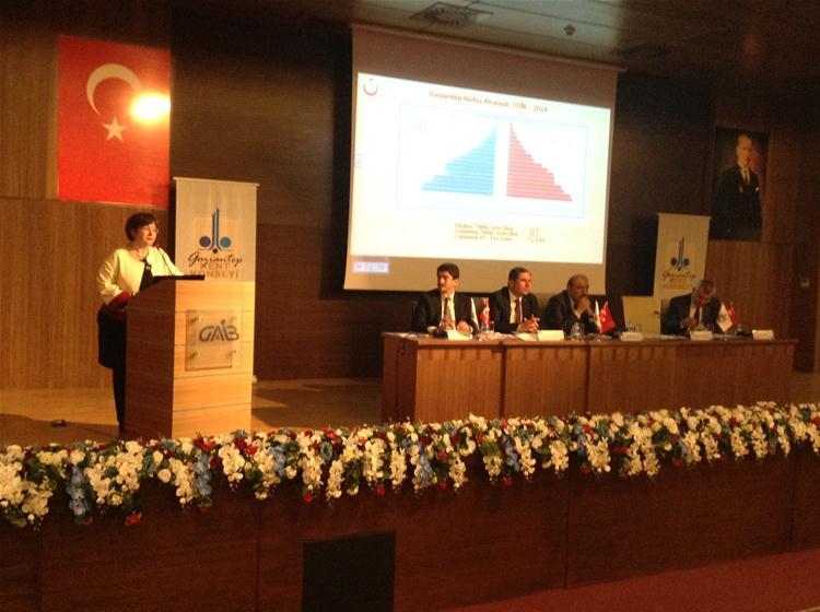 8. Olağan Genel Kurulumuz Sağlık Bakanımızın Katılımlarıyla Yapıldı