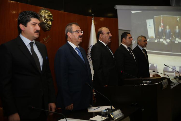 """3.Genel Kurul Toplantısı""""Suriyeli Misafirlerin Şehrimiz Üzerindeki Etkileri ve Alınacak Tedbirler"""""""