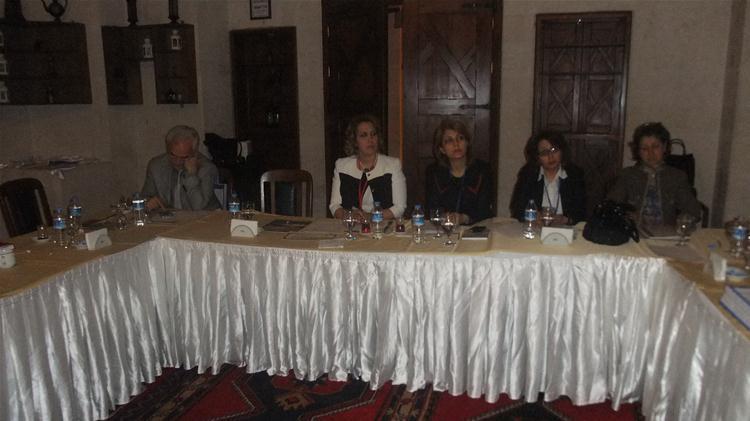 1. Kent Konseyleri Kadın Meclisi Bölge Toplantısı