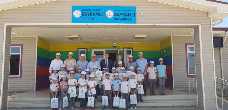Bayramlı İlköğretim Okuluna Ziyaret