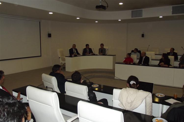 Eğitim Çalışma Grubu İlk Toplantısını Yaparak, Yönetimini Seçti