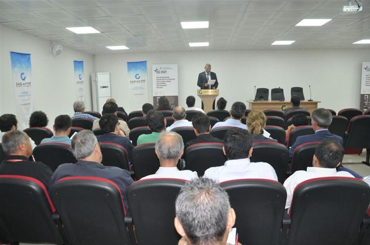 İş Sağlığı ve Güvenliği Çalıştayı Yapıldı