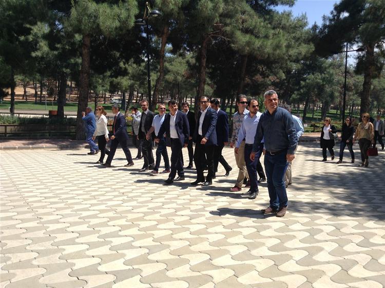 Mayıs Ayı Toplantısı Şehitkamil Belediye Başkanı Rıdvan Fadıloğlu'nun Katılımıyla Gerçekleştirildi